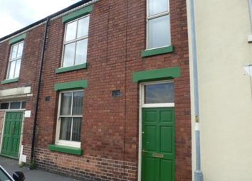 Thumbnail 1 bed maisonette to rent in Victoria Road, Burton-On-Trent