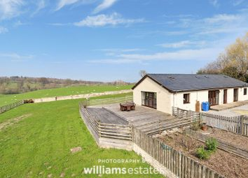 Thumbnail 4 bed detached bungalow for sale in Efenechtyd, Ruthin