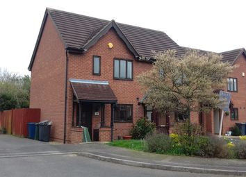 Thumbnail 2 bed semi-detached house to rent in Borrowdale Close Gamston, Nottingham