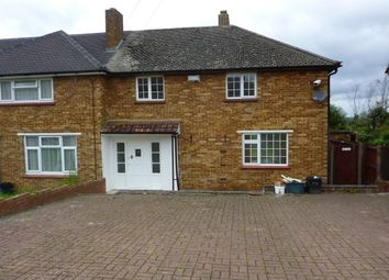 Thumbnail 3 bedroom semi-detached house to rent in Arundel Drive, Orpington