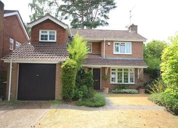 Thumbnail 4 bed detached house for sale in Gorse Ride North, Finchampstead, Wokingham