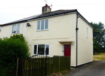 Thumbnail 3 bed semi-detached house for sale in Crompton Road, Bilsthorpe, Newark