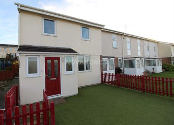 Thumbnail 3 bed end terrace house for sale in Westfield, Plymouth