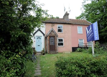 Thumbnail 2 bedroom cottage for sale in Grundisburgh Road, Hasketon, Woodbridge