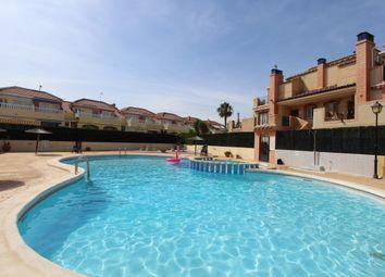 Thumbnail 3 bed terraced bungalow for sale in La Zenia, Orihuela Costa, Alicante, Valencia, Spain