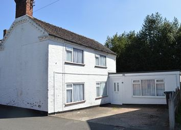 Thumbnail 3 bed detached house for sale in Kiln Bank Road, Market Drayton