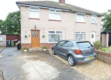 Thumbnail 3 bed semi-detached house for sale in Eskdale Avenue, Carlisle