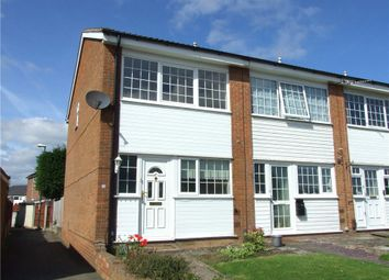 Thumbnail 2 bed end terrace house for sale in Sundew Close, Spondon, Derby