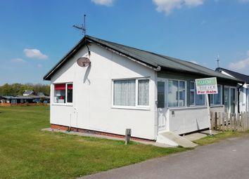 Thumbnail 2 bed mobile/park home for sale in Wilsthorpe, Bridlington