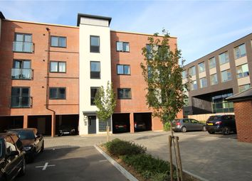 Thumbnail 2 bed flat for sale in Elvian Close, Reading