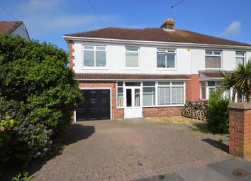 Thumbnail 3 bed semi-detached house for sale in Alsford Road, Purbrook, Waterlooville