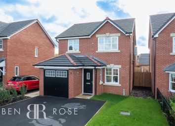 Thumbnail 3 bed detached house for sale in Altcar Close, Euxton, Chorley