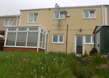 Thumbnail 2 bed terraced house for sale in Mount Pleasant Estate, Brynithel, Abertillery. 2Hn.