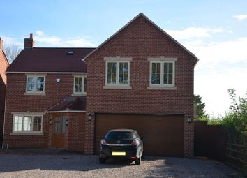 Thumbnail 4 bed detached house for sale in Plot Two, Pinetree, Thornton Lane, Markfield