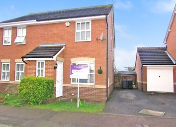 Thumbnail 2 bed semi-detached house for sale in Lonsdale Drive, Toton, Nottingham