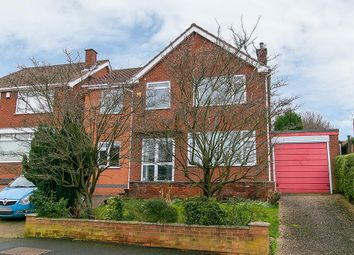 Thumbnail 4 bed detached house for sale in Homefield Avenue, Arnold, Nottingham