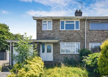 Thumbnail 3 bed semi-detached house for sale in Leafield Road, Cowley, Oxford