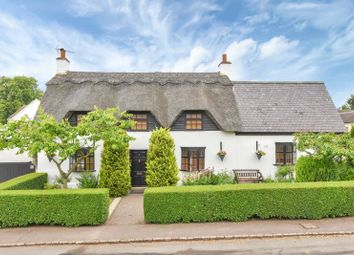 Thumbnail 4 bed cottage for sale in Church Lane, Thorpe Satchville, Melton Mowbray