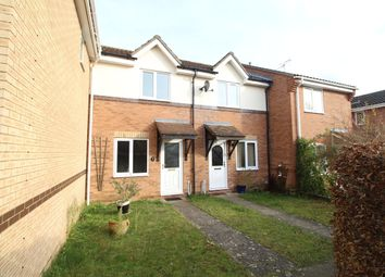 Thumbnail 2 bed terraced house for sale in Cumberland Avenue, Bury St. Edmunds