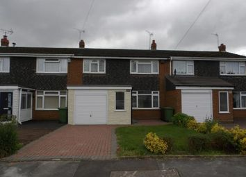Thumbnail 3 bed end terrace house for sale in Langley Hall Road, Solihull, West Midlands, England