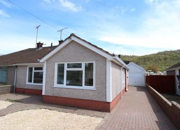 Thumbnail 3 bed semi-detached bungalow to rent in Glyn Bedw, Llanbradach, Caerphilly