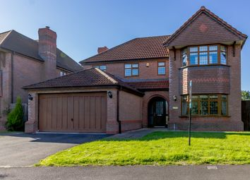 Thumbnail 4 bed detached house for sale in Carbis Avenue, Preston, Lancashire