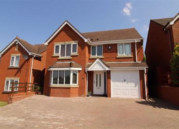 Thumbnail 4 bed detached house for sale in Loweswater Drive, Lower Gornal, Dudley