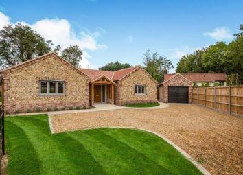 Thumbnail 3 bed bungalow for sale in Hillsend Lane, Attleborough, Norfolk