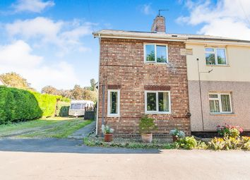 Thumbnail 3 bed semi-detached house for sale in Church Lane, Tydd St. Mary, Wisbech