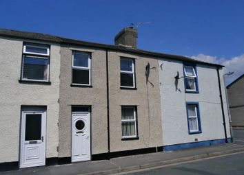 Thumbnail 3 bedroom terraced house to rent in Wellington Street, Millom
