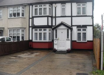 Thumbnail 5 bed end terrace house for sale in Fencepiece Road, Barkingside/ Ilford