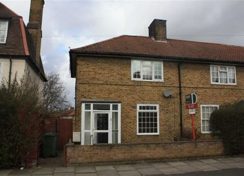 Thumbnail 3 bedroom end terrace house to rent in Shroffold Road, Downham, Bromley