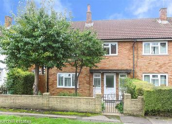 Thumbnail 3 bed semi-detached house for sale in Hillcroft, Loughton, Essex