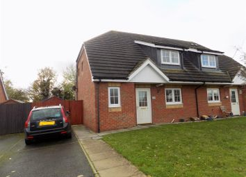 3 bed semi-detached house for sale in Barlows Close, Cropwell Bishop, Nottingham NG12