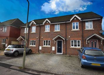 Thumbnail 2 bed terraced house for sale in Pecche Place, Chineham, Basingstoke