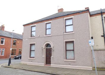 3 bed end terrace house for sale in Clarence Street, Carlisle CA2