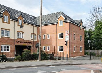 Thumbnail 2 bed flat for sale in Navigation Point, Bescot Road, Walsall