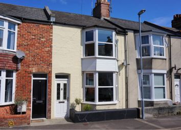 Thumbnail 3 bed terraced house for sale in Prince Of Wales Road, Weymouth
