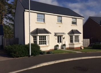 Thumbnail 4 bedroom detached house for sale in Crawshay Bailey Close, Gilwern, Abergavenny