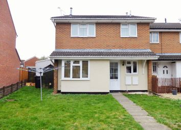 Thumbnail 2 bed terraced house for sale in Gifford Road, Stratton, Swindon