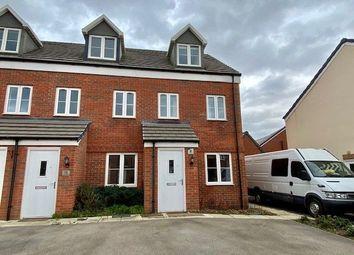 3 bed end terrace house for sale in Lee Road, Harlestone Manor, Northampton NN5