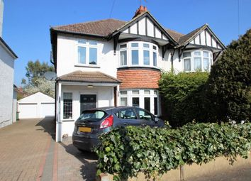Thumbnail 4 bed property to rent in Hillside Road, Sutton