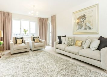Thumbnail 2 bed flat for sale in Ogilvie Road, Stirling