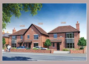 Thumbnail 3 bed semi-detached house for sale in Spinney Hill, Rowtown, Surrey