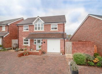 Thumbnail 4 bed detached house for sale in Thapa Close, Church Crookham, Fleet