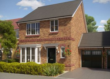 Thumbnail 3 bedroom detached house for sale in Western Avenue, Huyton