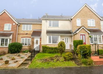 Thumbnail 2 bed terraced house for sale in Horsham Close, Haverhill