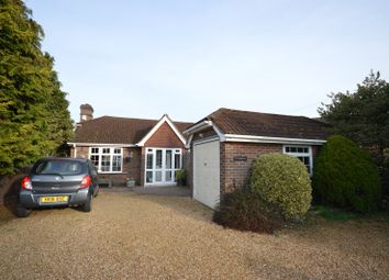 Thumbnail 3 bed detached bungalow to rent in Southleigh Road, Emsworth
