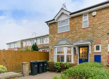 Thumbnail 2 bedroom end terrace house for sale in Chadwick Avenue, World's End