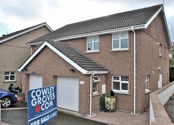 Thumbnail 3 bed semi-detached house for sale in Sunrise View, Beaumont Road, Ramsey